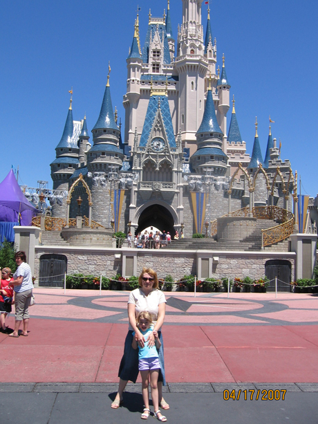 Magic Kingdom, Disney1